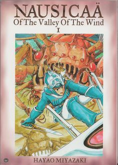 #WomensHistoryMonth#WomensHistoryMonth Nausicaä of the Valley of the Wind ( http://ift.tt/2nL7wmv ) is a manga by Japanese anime director Hayao Miyazaki that ran from 1982 to 1994. It tells the story of Nausicaä a princess of a small kingdom on a post-apocalyptic Earth with a bioengineered ecological system who becomes involved in a war between kingdoms while an environmental disaster threatens humankind. Prior to creating Nausicaä Miyazaki had worked as an animator for Toei Animation and…