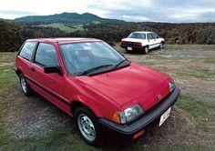 Honda Civic '1983–87
