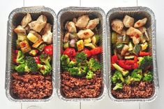 Explore delicious, healthy dinner recipes from SkinnyMs. Our main dish & entrée recipes are perfect for cooking a healthy dinner for you & your family. Easy Meal Prep, Healthy Meal Prep, Healthy Eating, Healthy Food, Chicken Meal Prep, Healthy Chicken Recipes, Keto Chicken, Rotisserie Chicken, Grilled Chicken