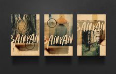 Banyan Bar + Refuge Identity Design