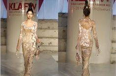 contemporary kebaya | designer, the one who brings traditional kebaya style to modern ...