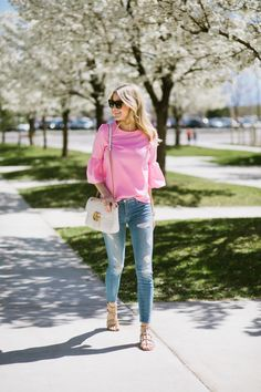 Pretty In Pink | Ivory Lane