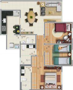 Apartamento tipo