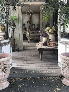 French Decor 91487 The Finest French Antiques & Brocante: A Closer Look at Atelier De Campagne — Chateau Sonoma French Country Interiors, French Country Bedrooms, French Country Living Room, French Country Cottage, French Country Style, Country Bathrooms, French Home Styles, Country Kitchens, Country Homes