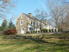 OldHouses.com - 1760 Colonial Farmhouse - Welcome to Dower House in West Chester, Pennsylvania