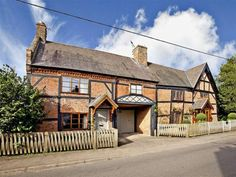 Beautiful cottage style house