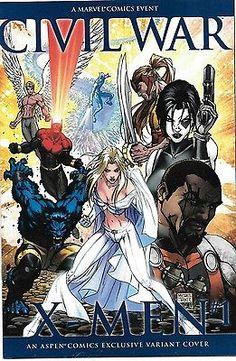 """Civil War"" #1 ~~Aspen Comics Variant Cover by Turner~~"