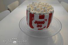 popcorn cake Popcorn Cake, Cakes, Desserts, Food, Tailgate Desserts, Deserts, Cake Makers, Kuchen, Essen