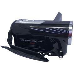 Digital Camera for Home Use Travel DV Cam Videocam Camcorder Videocamcoder Smartwatch, Apple Technology, Camcorder, Sd Card, Digital Cameras, Travel, Ebay, Black, Smart Watch