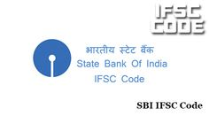 Banks IFSC Code  - The first four characters of the IFSC code represent the bank code while the last six characters are used to identify the bank branch. An example of the IFSC code for SBI bank.