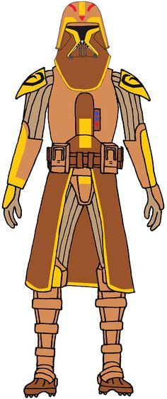 Clone Trooper Flame Trooper