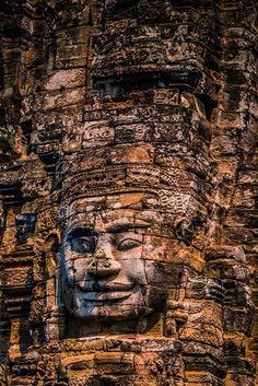 Angkor Wat - Bayon Temple