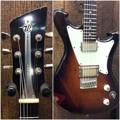 One of the most intriguing new lines of electrics we've seen at #NAMM comes from French outfit @WildCustoms.