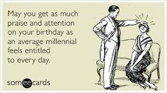 50 Ideas funny mom birthday ecards someecards for 2019 Someecards Funny, Funny Memes, Hilarious, Sarcasm Humor, Mom Humor, Drunk Humor, Flirting Humor, Birthday Words, Funny Birthday