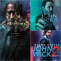 Keanu Reeves as John Wick John Wick Hd, John Wick Movie, Keanu Reeves John Wick, Keanu Charles Reeves, Classic Movie Stars, Classic Movies, Film Books, Great Films, Halle Berry