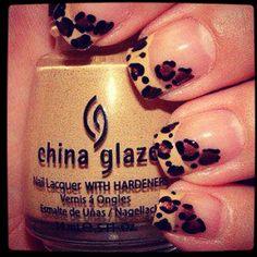 I do love me some leopard print!!!