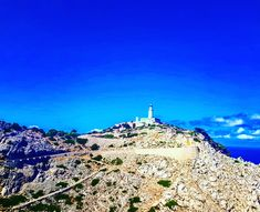 Nördlichster Punkt in Mallorca - das Cap de Formentor mit dem Leuchtturm Grand Canyon, Nature, Travel, Vacation Places, Lighthouse, Old Town, Viajes, Naturaleza