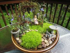 Beatrice Euphemie: Fairy Garden Dreams