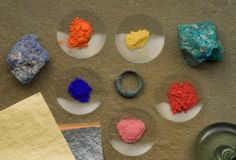 history of colour pigments - Google Search