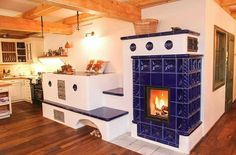 Stair Shelves, Rocket Mass Heater, Rocket Stoves, Herd, New Kitchen, Tiny House, House Plans, Home And Garden, Cottage