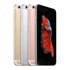 #iphone #apple #ios Apple iPhone 6S PLUS + (AT&T/T-mobile) 16GB 64GB 128GB Gold Gray Rose Silver 409.99       Item specifics     Condition:        New other (see details): A new, unused item...