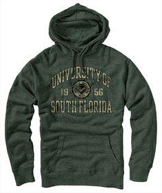 #USF League Triblend Hoodie