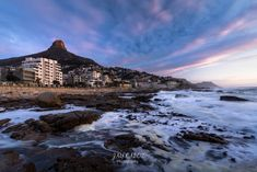 Caught the last bit of light catching Lions Head after a mad to Bantry Bay, Cape Town, South Africa. Had 2 minutes to set up and shoot before it was all gone. Only had time to use a polarizer, but wow that pink! Sony A7iii and Tamron 17-28mm f/2.8 Di III RXD + polarizer. Place To Shoot, Cape Town, New Work, Lions, South Africa, Mount Everest, Mad, Mountains, Landscape