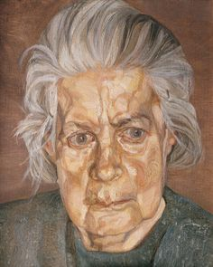 Lucien Freud's Portrait of the Artist's Mother