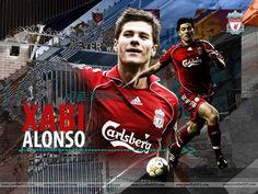 Xabi Alonso Euro 2012 HD Wallpaper