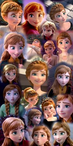 Anna Disney, Disney Princess Frozen, Cute Disney, Disney Pixar, Disney Movies, Disney Characters, Frozen Fan Art, Frozen Movie, Anna Frozen