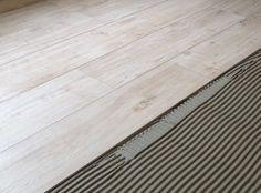 Houtlook tegels lea slimtech woodstock cream wood 20x200 cm dunne tegels tegels bij onze - Witte steen leroy merlin ...