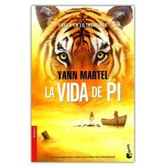 La vida de Pi – Yann Martel - Grupo Planeta  http://www.librosyeditores.com/tiendalemoine/4116-la-vida-de-pi-9788423341016.html  Editores y distribuidores