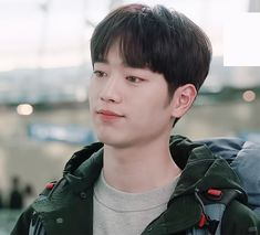 Shared by ケイラ ❁. Find images and videos about gif, kdrama and seo kang joon on We Heart It - the app to get lost in what you love. Sexy Asian Men, Asian Boys, Most Handsome Men, Handsome Boys, Asian Actors, Korean Actors, Seo Kang Joon Wallpaper, Seo Kang Jun, Seung Hwan