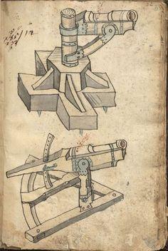 Feuerwerkbuch etc. 1462-63 Hs 719  Folio 3r