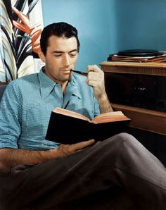 Gregory Peck, 1954
