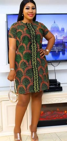 African Wear Styles For Men, African Dresses For Women, African Attire, Latest African Fashion Dresses, African Print Fashion, Africa Fashion, African Print Dress Designs, Classy Work Outfits, African Traditional Dresses