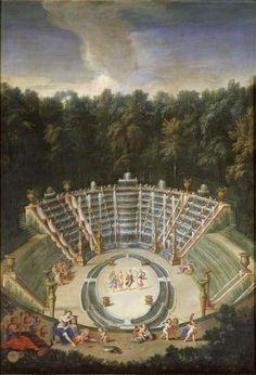 1000 images about versailles exteriors on pinterest for Salle de bain louis xv versailles