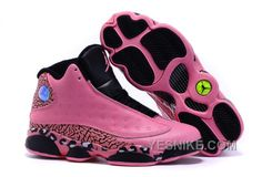 http://www.yesnike.com/big-discount-66-off-2016-girls-air-jordan-13-black-pink-leopard-print-shoes-for-sale.html BIG DISCOUNT! 66% OFF! 2016 GIRLS AIR JORDAN 13 BLACK PINK LEOPARD PRINT SHOES FOR SALE Only $95.00 , Free Shipping!