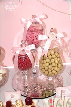 You can use this idea for all types of things. Birthday Party Decorations For Adults, Adult Birthday Party, Baby Birthday, 21st Birthday, Candy Themed Party, Candy Land Theme, Theme Parties, Lolly Jars, Candy Centerpieces