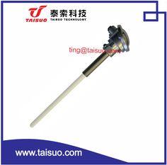 High Temperature Sensor S R B Type Ceramic Thermocouple