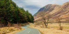 Roadtrip Route naar de eilanden Verenigd Koninkrijk met TomTom
