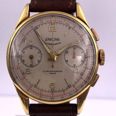 serial 1005 CH P Boutique Vintage, Vintage Watches, Omega Watch, Watches For Men, Mario, Watch, Mens Designer Watches, Antique Watches, Top Mens Watches