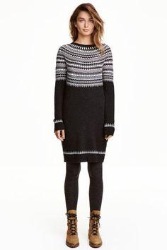 Vestido em malha | H&M