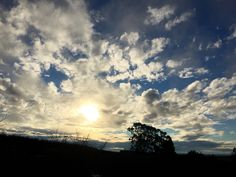 Beautiful cloud formation by Kristin Hyde