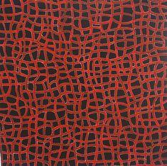 Awelye by Abie Loy Kemarre. Aboriginal Art Directory