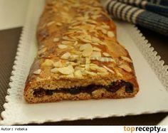Habešan - perníkový závin Sweet Recipes, Cake Recipes, Strudel, Valspar, Ham, Sweet Tooth, Food And Drink, Treats, Cookies