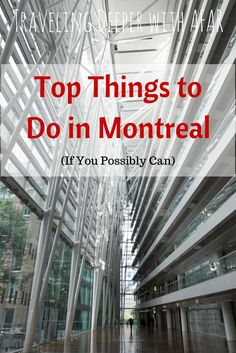 MAY TRIP The top things to do in Montreal? This is what I did to travel deeper into Montreal and experience the city from a local perspective with AFAR Magazine. Montreal Ville, Montreal Quebec, Quebec City, Montreal Food, Montreal Travel, Ottawa, Travel Guides, Travel Tips, Travel Advice