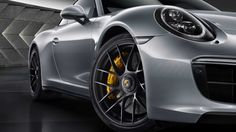 Porsche brings a new turbo and more power to the 2017 GTS line.