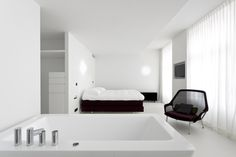 Hotel Zenden, Maastricht, Netherlands _ by Wiel Arets Architects_