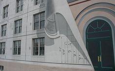 frederick maryland wall murals | Trompe l'Oeil – It's a flat wall! Winnipeg, Canada